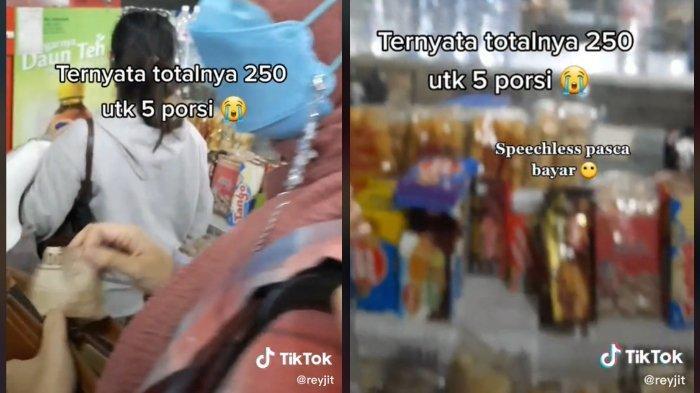 Pesan Nasi Lauk Ayam Goreng dan Teh Tawar, Rombongan Pemudik Ini Diminta Bayar Rp 250 Ribu 5 Porsi