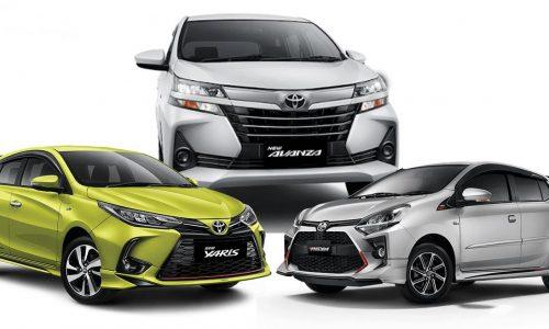 Promo Toyota Bekasi, Mobil Toyota yang Paling Laris Tahun 2021